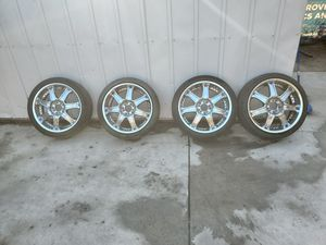 Chrome rims for Sale in Paramount, CA