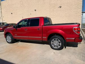 2013 FORD F-150 PLATINUM 2.790 DOWN for Sale in Houston, TX