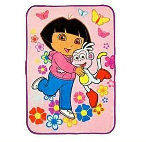 Nick Jr Dora the Explorer Hi Pile Soft Blanket for Sale in Phoenix, AZ