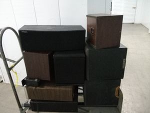 Stereo Equipment. Audio gear for Sale in Anaheim, CA