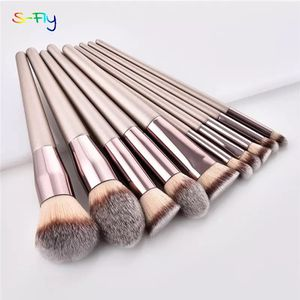 10pc Makeup Brush Set for Sale in Arlington, VA