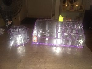Blinged-out Makeup holders for Sale in Fontana, CA