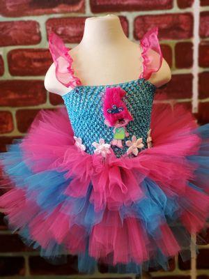 Poppy tutu costume for Sale in El Paso, TX