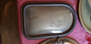 Antique Bubble Glass (Convex) Picture Frame for Sale in Lorain, OH