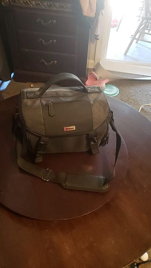 Nikon Camera & Bag, Extra Lense, Attachments for Sale in Phoenix, AZ