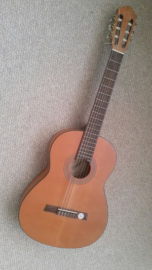 Classical guitar & bag for Sale in Seattle, WA