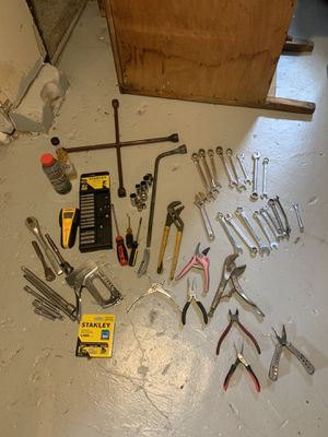 All tools for 100 bucks pick up only for Sale in Lincoln, NE