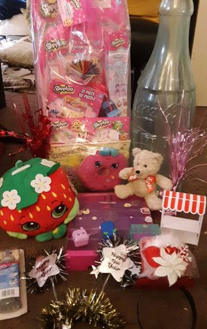 Girls Toys Bundle Shopkins n More for Sale in Sandy, UT