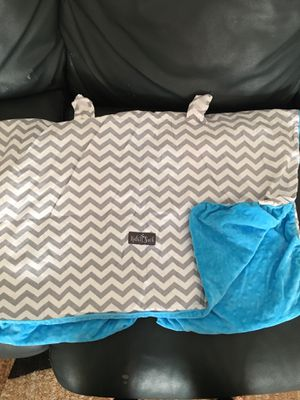 Baby car seat cover for Sale in Banning, CA