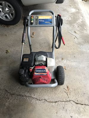 Honda pressure washer for Sale in Cleveland, OH