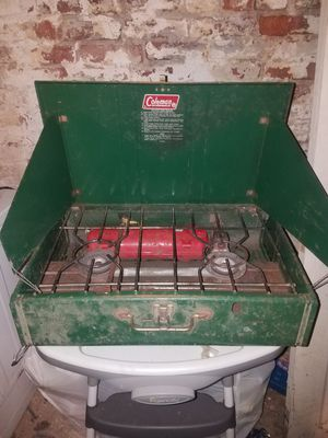 Antique Coleman Grill ***PRICE REDUCED*** for Sale in Erie, PA