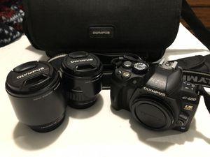 Olympus E-600 DSLR Digital Camera Kit for Sale in Los Angeles, CA