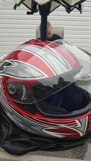 Youth typhoon motorcycle helmet large for Sale in Broadview Heights, OH