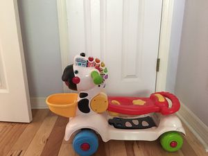 Vtech zebra ride on for Sale in Riverview, FL