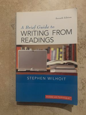 A Brief Guide to Writing From Reading for Sale in Corona, CA
