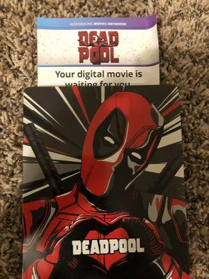 Deadpool Digital code for Sale in Lewisville, TX