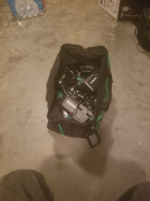 Hitachi 18volt for Sale in Crestview, FL