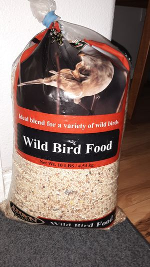 Bird feeder and seed for free! for Sale in Hillsboro, OR