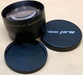 I3ePro 58mm 2.2X TELEPHOTO Lens Attachment for All 58mm Lenses for Sale in Palos Hills,  IL