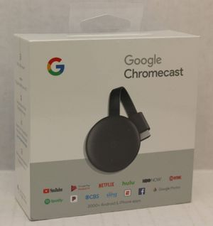 Brand new Google Chromecast for Sale in Riverview, FL