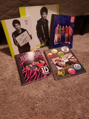 One Direction stationery for Sale in Converse, TX