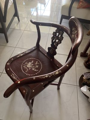 Chairs Antique Chinese (6 Chairs) for Sale in North Miami Beach, FL