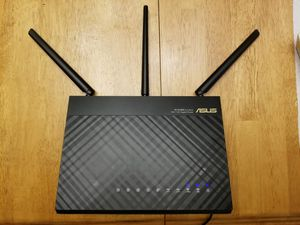 Asus RT-AC68R Wireless Router for Sale in Round Lake Heights, IL