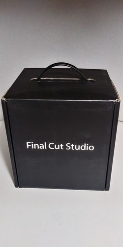 Apple Final Cut Studio 5.1 HD Academic Full Version for Sale in Union City,  CA