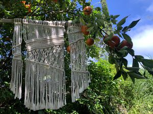 Macrame wall hanger for Sale in Wailuku, HI