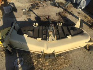 John Deere 60 inch mower for 425, 445, & 455 tractor for Sale in Clovis, CA