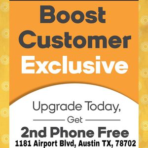 Boost Mobile Moto G6 Free for Sale in Austin, TX