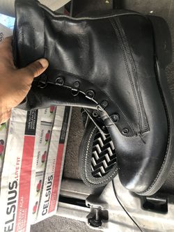 Moving weekend - men's military boots for Sale in Henderson,  NV