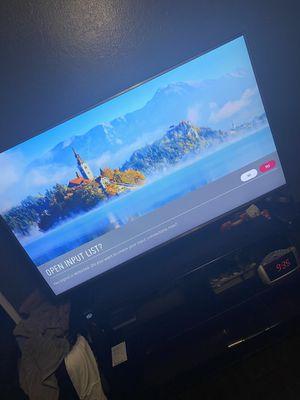 60 inch LG tv for Sale in La Palma, CA