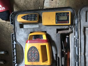 HVR 500 pacific laser systems level for Sale for sale  Miami, FL
