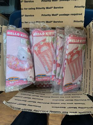 Hello kitty pool tubes for Sale in Las Vegas, NV