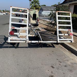 Utility Trailer 12'X4' for Sale in San Diego, CA