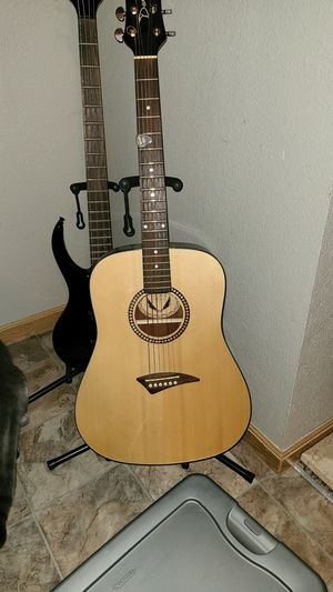 Dean acoustic-electric guitar for Sale in Eudora, KS