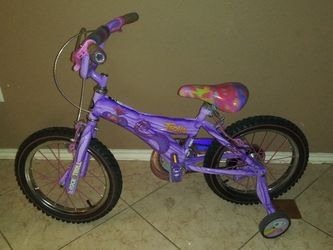 Trolls Bike With Backpack for Sale in Fort Worth,  TX