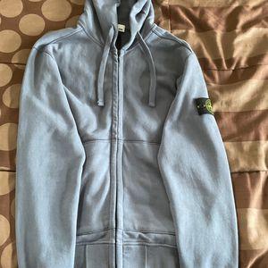 Stone Island Zip Up Hoodie for Sale in Vienna, VA
