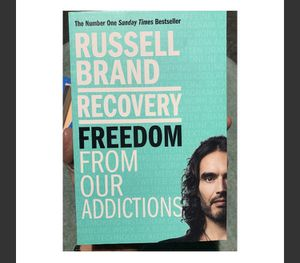 Book: Recovery, Freedom from our Addictions for Sale in Reno, NV