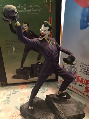 Joker rare statue for Sale in Sacramento, CA