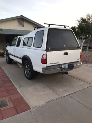 Toyota tundra and tacoma leer 122 camper shell for Sale in Phoenix, AZ