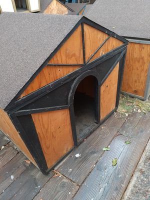 Dog house for sale $200 for Sale in Corona, CA
