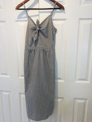 Striped dress for Sale in Parsippany-Troy Hills, NJ