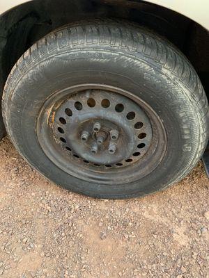 Standard 5 bolt Chevy pattern. for Sale in Sun City, AZ
