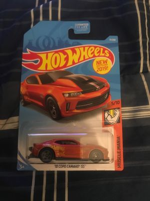 Hot Wheels 18' Copa Camaro SS for Sale in City of Industry, CA