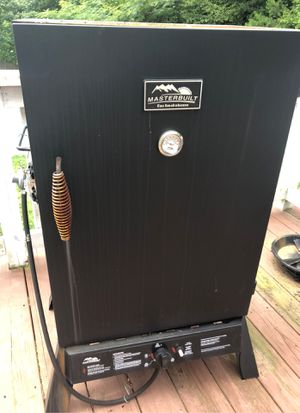 Master built smoker for Sale in Stafford, VA