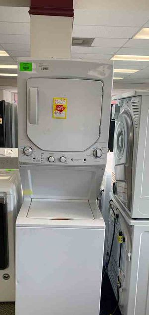 BRAND NEW GE GUD24ESSMWW WASHER AND ELECTRIC DRYER COMBO 2R for Sale in Houston, TX
