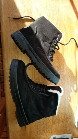 Black Suede Boots for Sale in North Las Vegas, NV