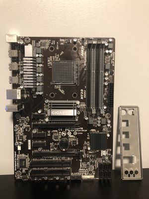 Gigabyte GA-970A-DS3P Motherboard and RAM combination for Sale in Boston, MA